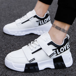 2019 spring new men's shoes outdoor casual shoes - gucchol