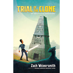 Trial of the Clone paperback
