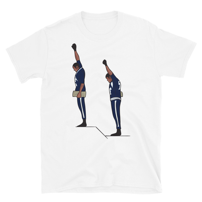 1968 Olympics Black Power Salute - Black Conscious Apparel Black Lives Matter