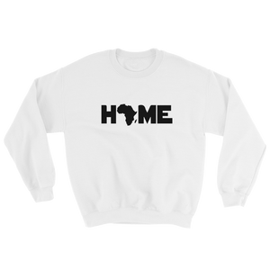 Home Africa Sweatshirt - Black Conscious Apparel Black Lives Matter