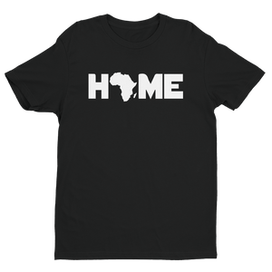 Africa - Home T-shirt - Black Conscious Apparel Black Lives Matter