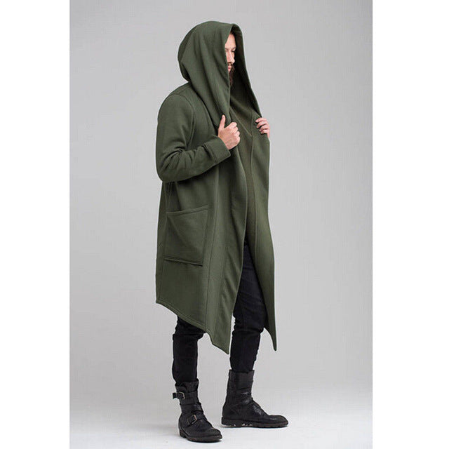 New Truth Oversized Hooded Cardigan