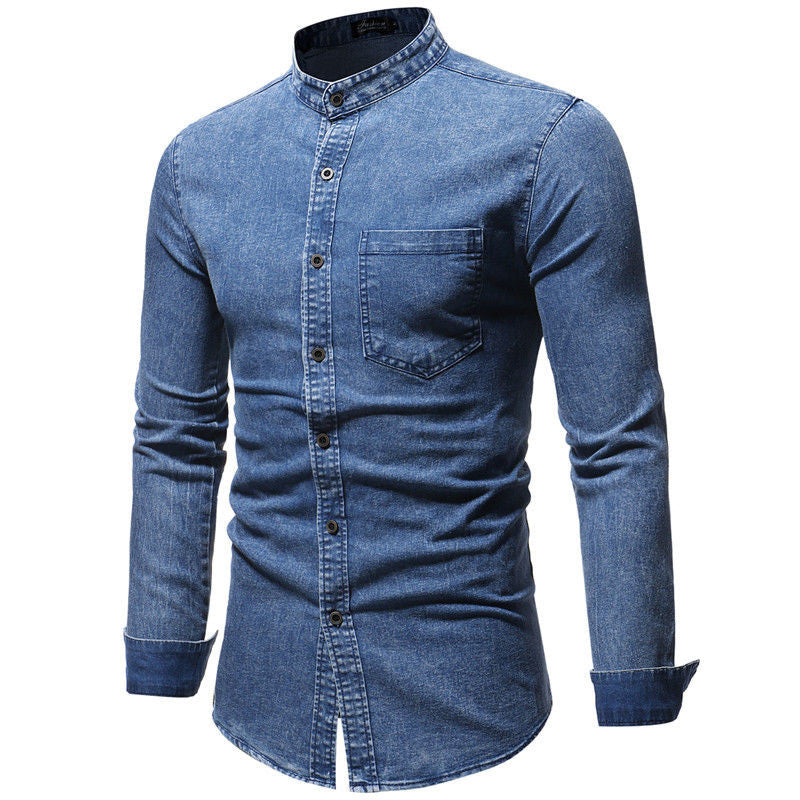 Renegade Denim Shirt