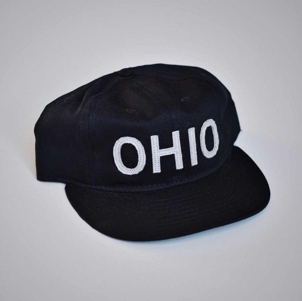 Great River Ebbets Field Ohio Snapback Hat