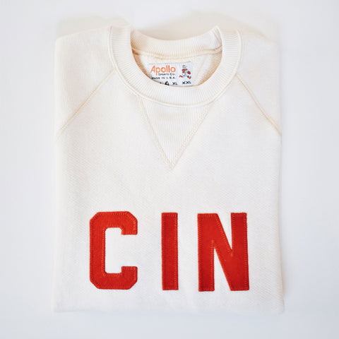Queen City Natural Crewneck