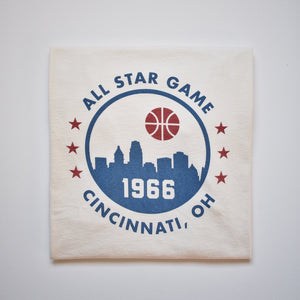 Cincinnati 1966 All Star Tee