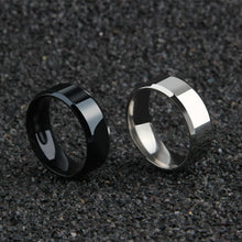 Men Titanium Rings