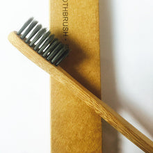 Bamboo Toothbrush - ECO friendly (1 pcs)