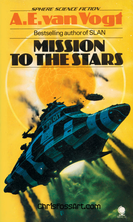 Mission to the Stars on Amazon