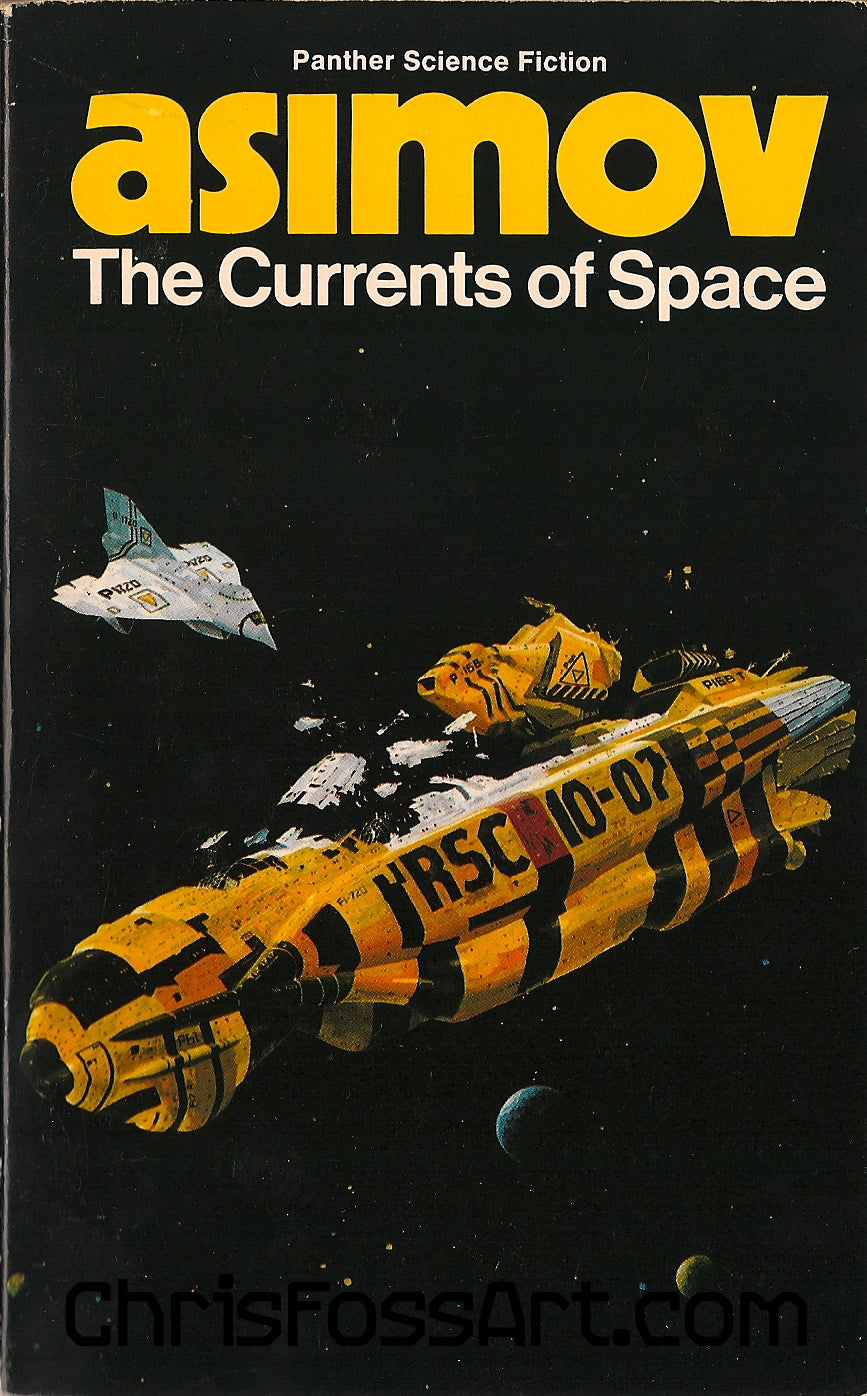 Asimov, Currents of Space