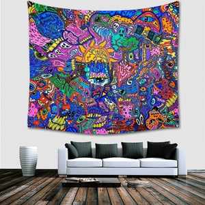 [Trippy Tapestries] - Tapestryandbeyond