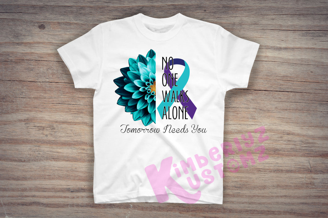 Suicide Awareness T-shirts