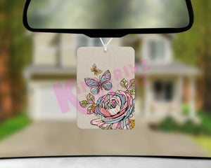Custom Air Freshners