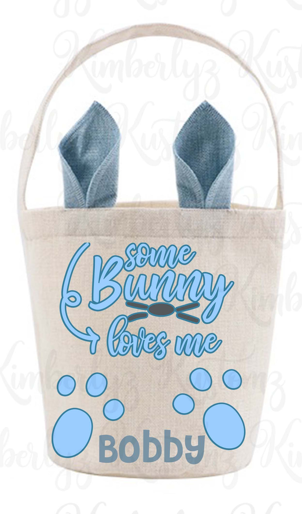 Some Bunny Loves Me ~ DIGITAL FILE
