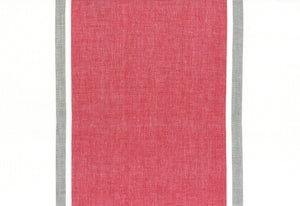 "16"" Picnic Point Tea Red Toweling 992 241 by Moda"