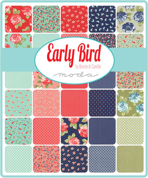 Early Bird Honey Bun 55190HB by Bonnie & Camille for Moda