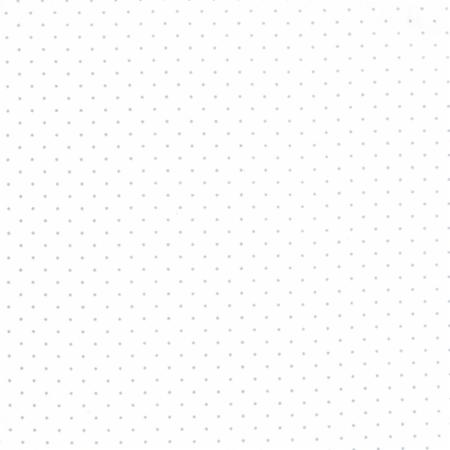 Modern Background Paper Steel Off White Pindot 1588 13 by Brigitte Heitland of Zen Chic for Moda