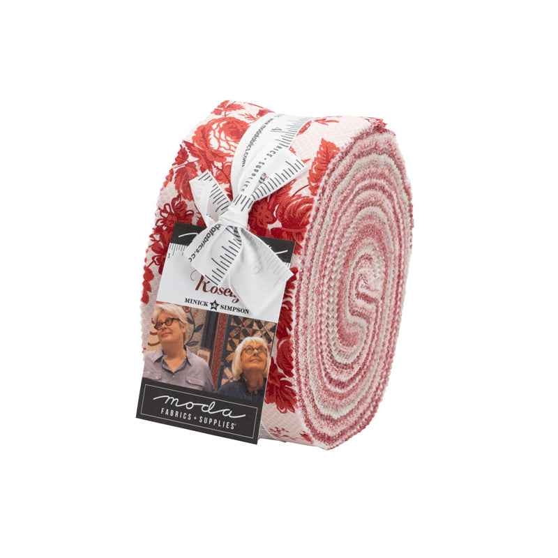 Roselyn Jelly Roll 14910JR by Minick and Simpson for Moda