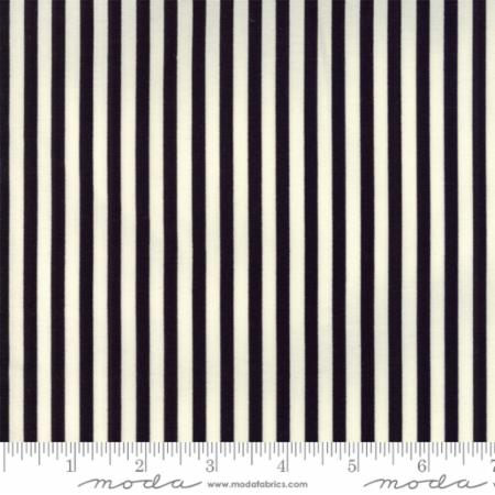 Essentially Yours Black Stripe 8652 79 by Moda