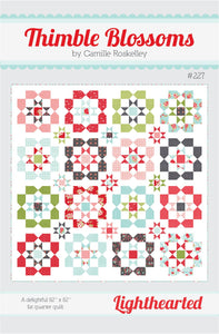 Lighthearted TB 227G Quilt Pattern by Camille Roskelley of Thimble Blossoms