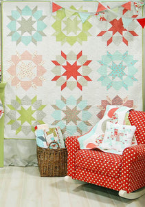 Swoon Quilt Pattern by Camille Roskelley of Thimble Blossoms