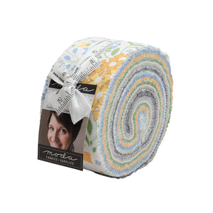 Spring Brook Jelly Roll 29110JR by Corey Yoder Little Miss Shabby for Moda