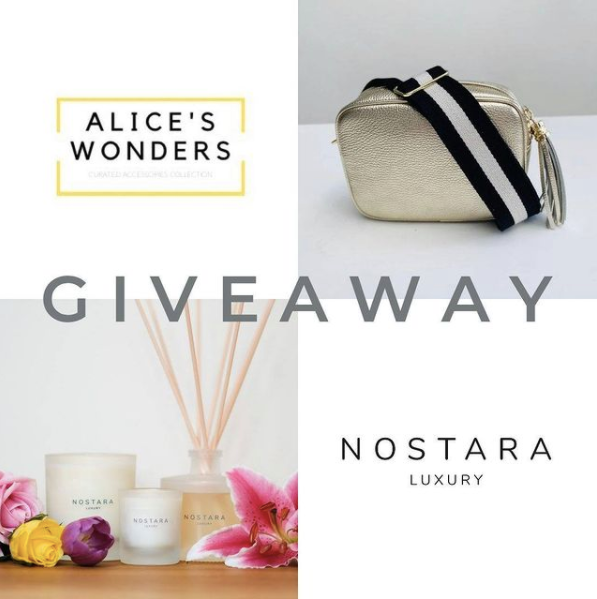 Nostara and Alice's Wonders Giveaway