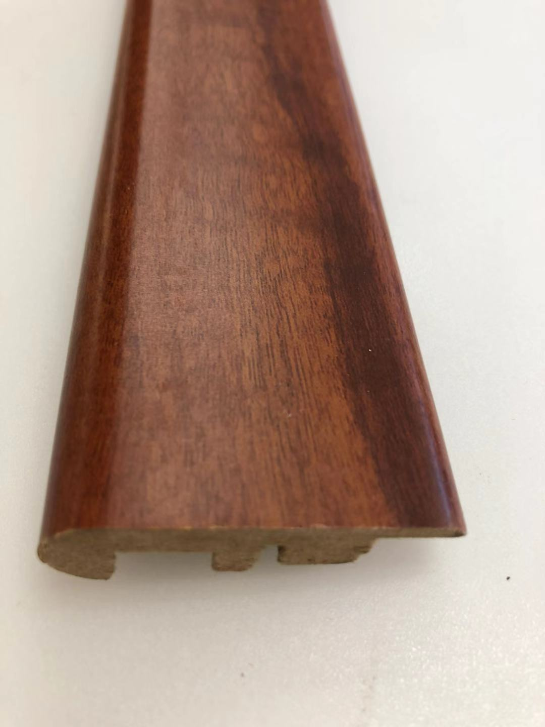 Laminate Stair Nose (Overlap) 8-Ft Long (shipping only local)