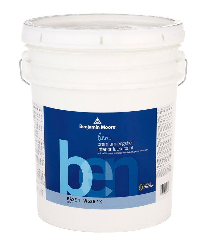 Ben Interior Paint - Eggshell (626)