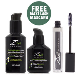 CERTIFIED ORGANIC FRESH FACE BUNDLE