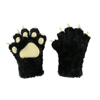 Black - Paw Mitts