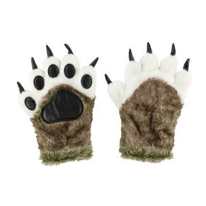Wolf - Paw Mitts