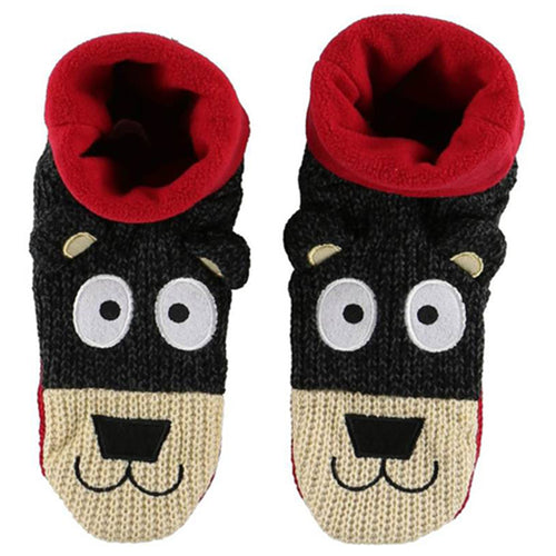 Bear - Woodland Slippers