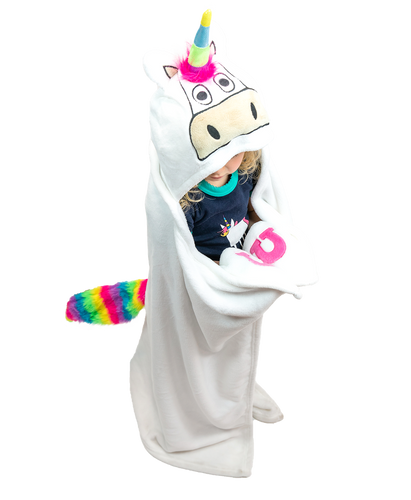 Unicorn - Critter Kids Blanket