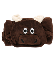 Load image into Gallery viewer, Moose - Critter Kids Blanket