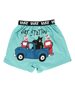 Gas Station - Mens Boxers