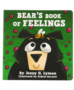 Bear's Book Of Feelings - Board Book