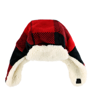 Load image into Gallery viewer, Red Plaid - Critter Cap
