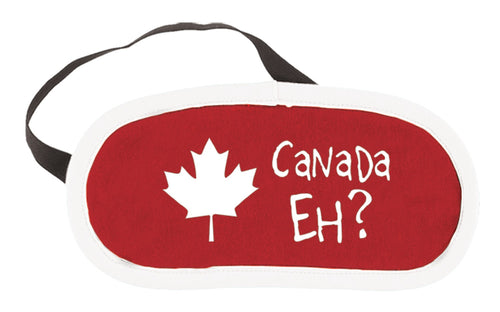 Canada Eh? - Sleep Mask