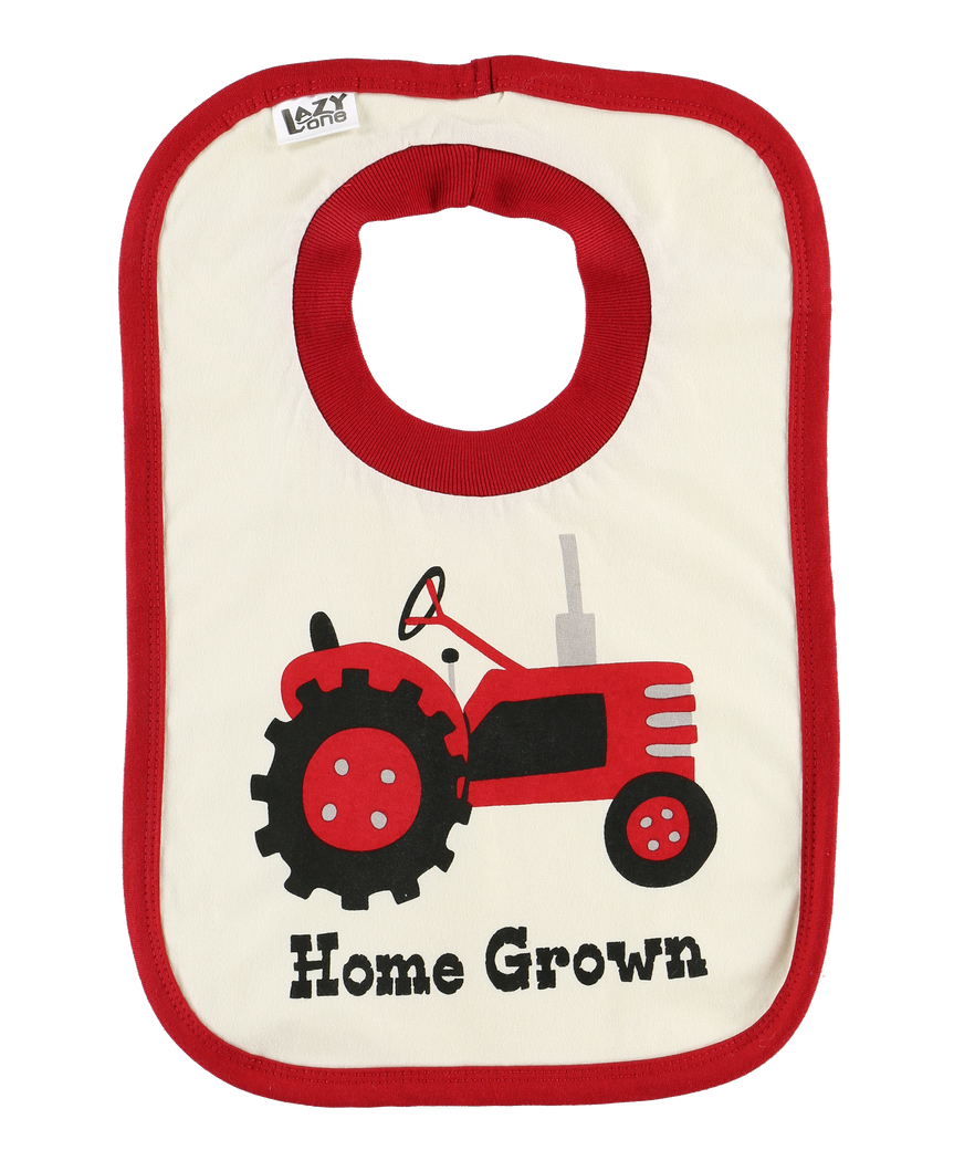 Home Grown - Infant Bib