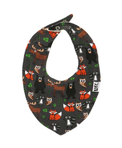 Born To Be Wild - Bandana Bib