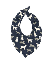 Load image into Gallery viewer, Lab - Bandana Bib