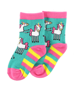 Unicorn - Infant Socks