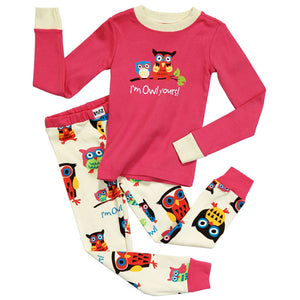 I'm Owl Yours - Kids PJ Set
