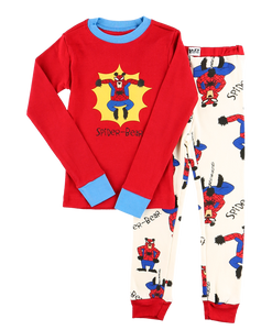 Spider Bear - Kids PJ Set