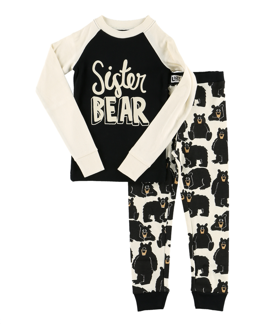 Sister Bear - Kids PJ Set