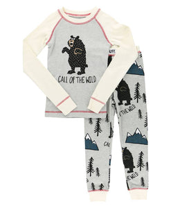 Call of the Wild - Kids PJ Set