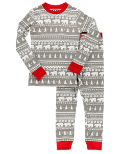 Nordic Bear - Kids PJ Set