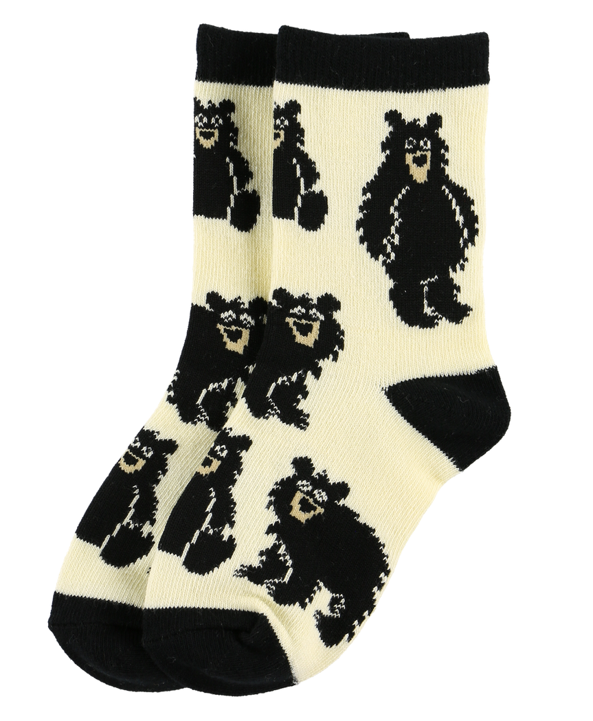 Bear Cub - Kids Socks