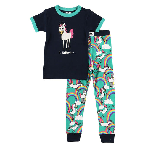 I Believe... Unicorn - Kids PJ Set